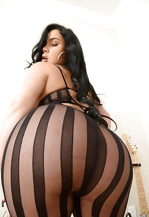 Black cock in latina ass